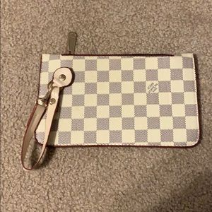 Louis Vuitton Wrist pouch